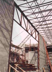 Custom Steel Truss